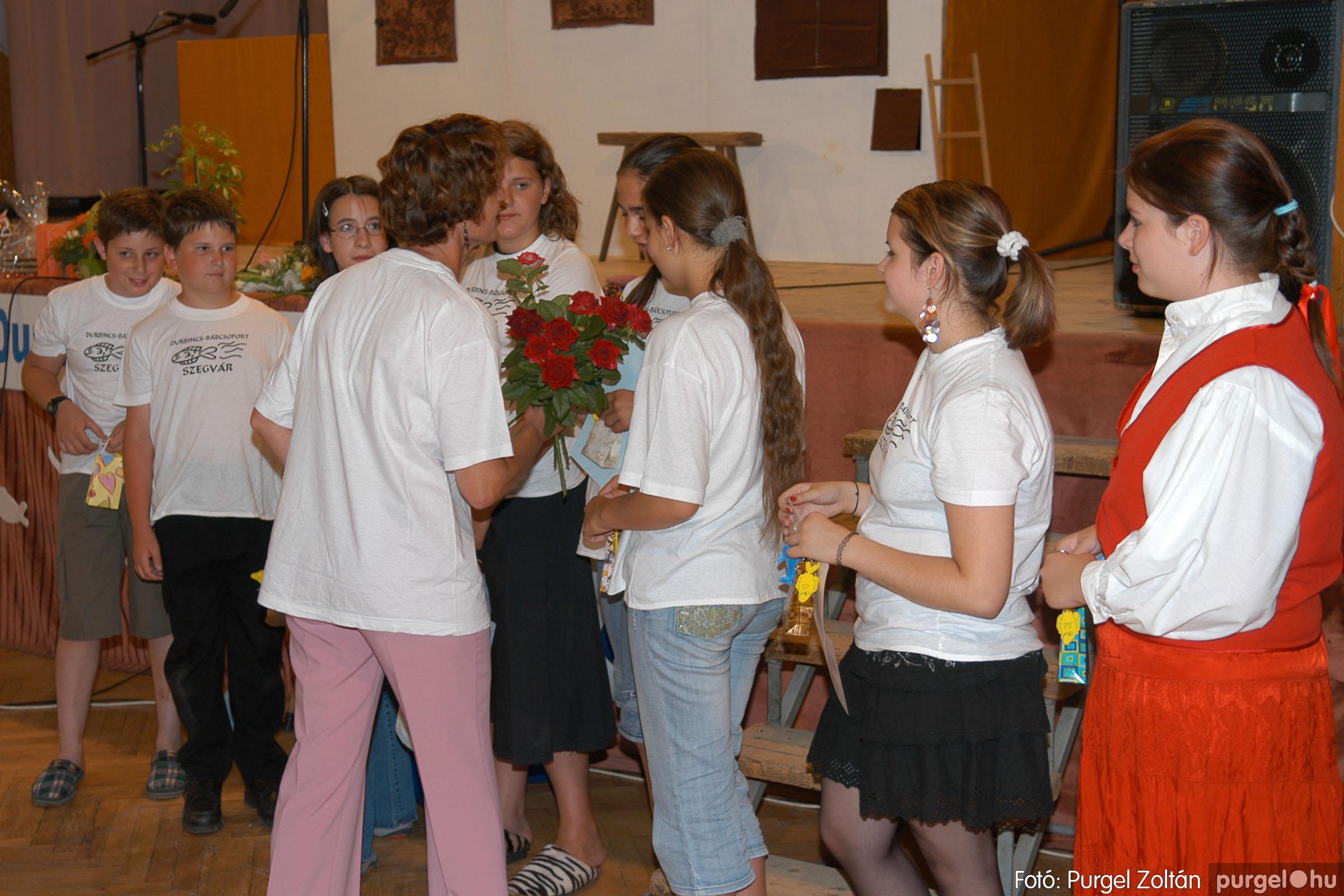 2007.06.30. 033 Szegváriak Szegvárért Közösségfejlesztők