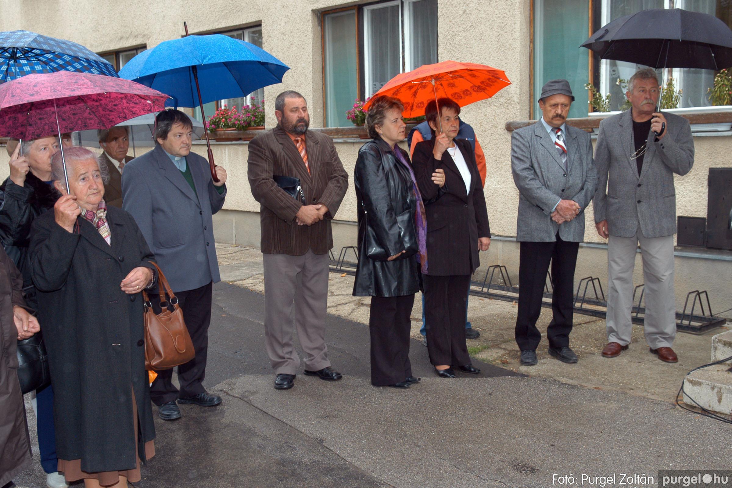 2007.09.08. 006 Elszármazottak találkozója 2007. – Fotó:PU