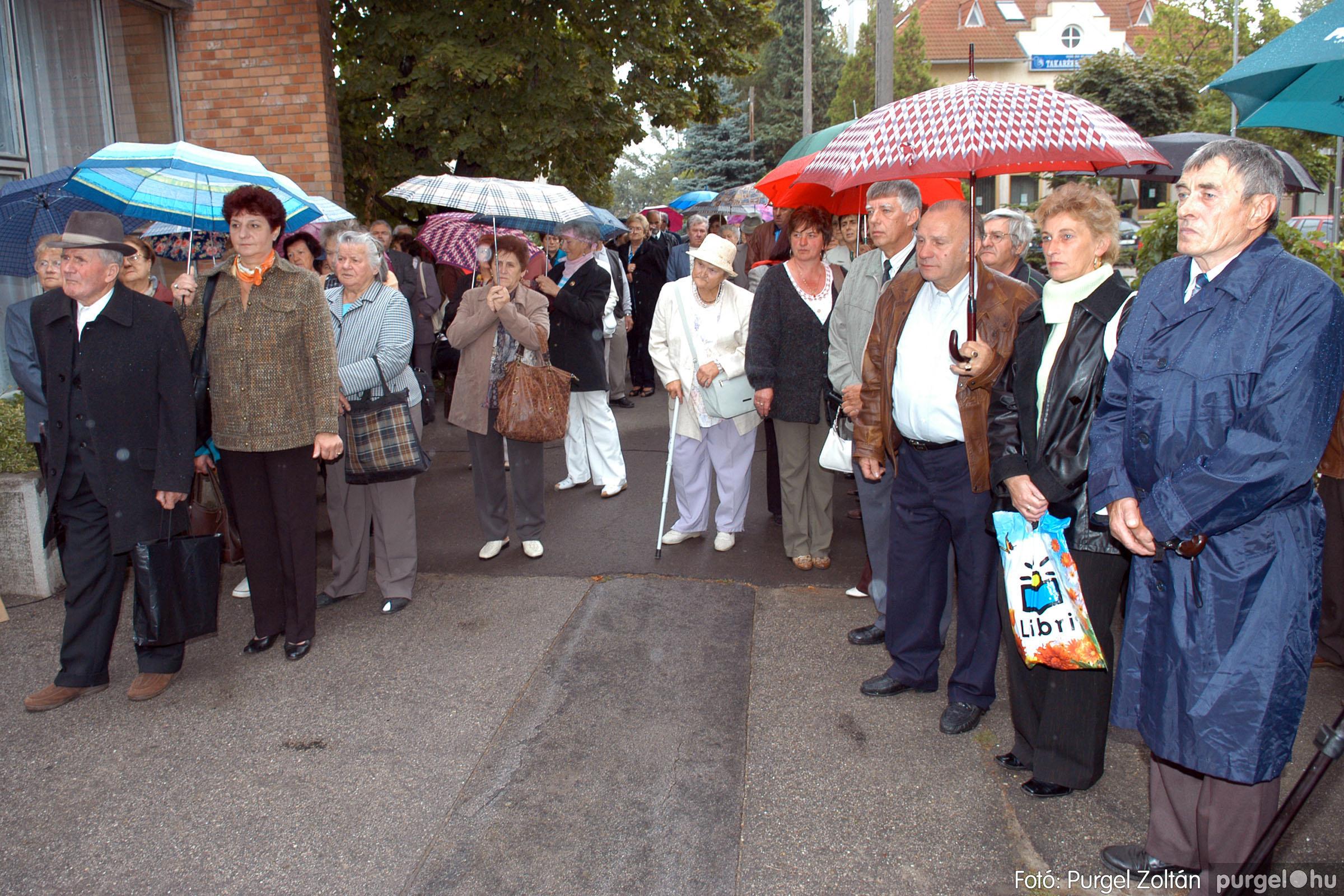 2007.09.08. 009 Elszármazottak találkozója 2007. – Fotó:PU