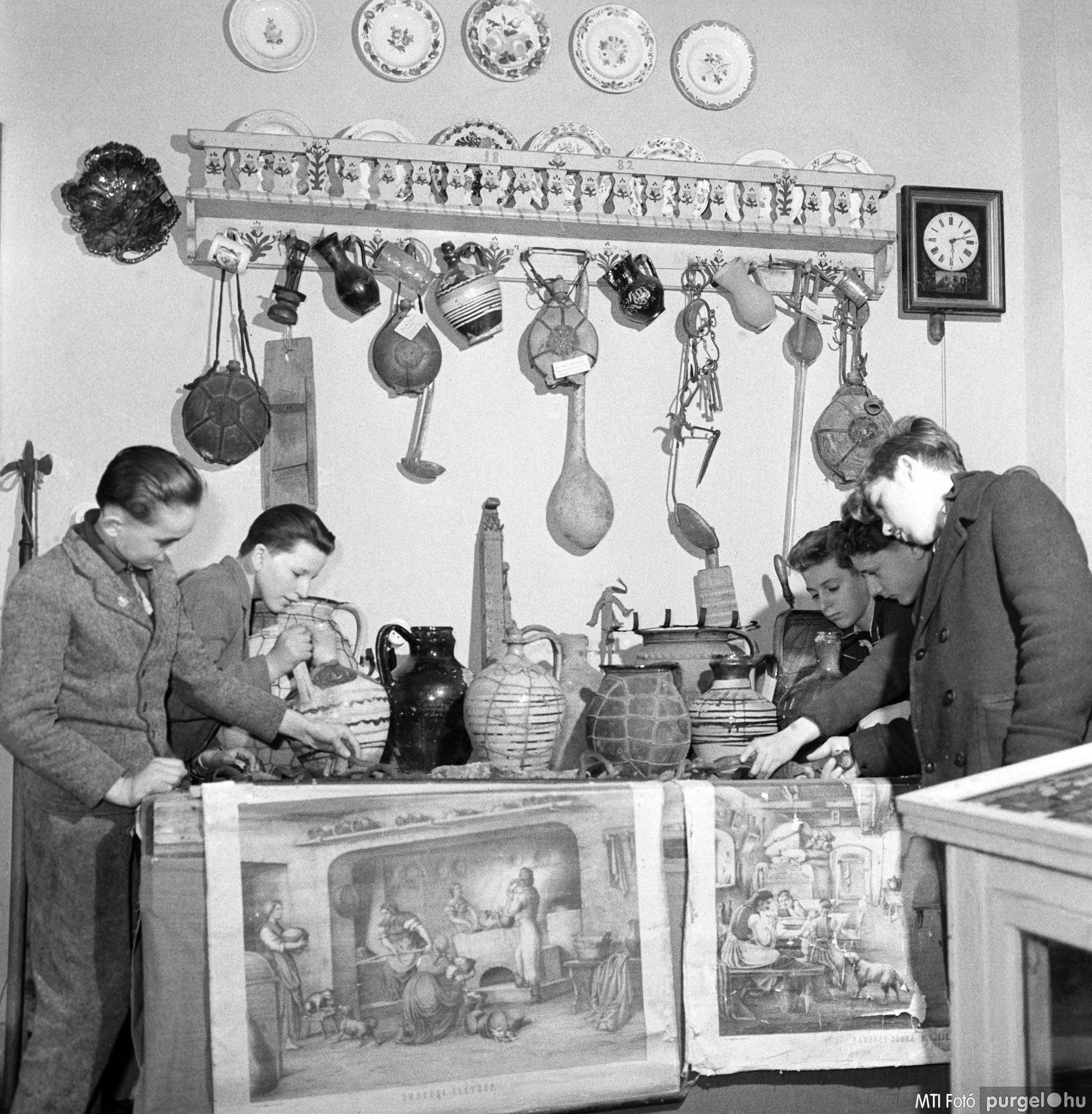 Falumúzeum III. Szegvár, 1962. április 2.