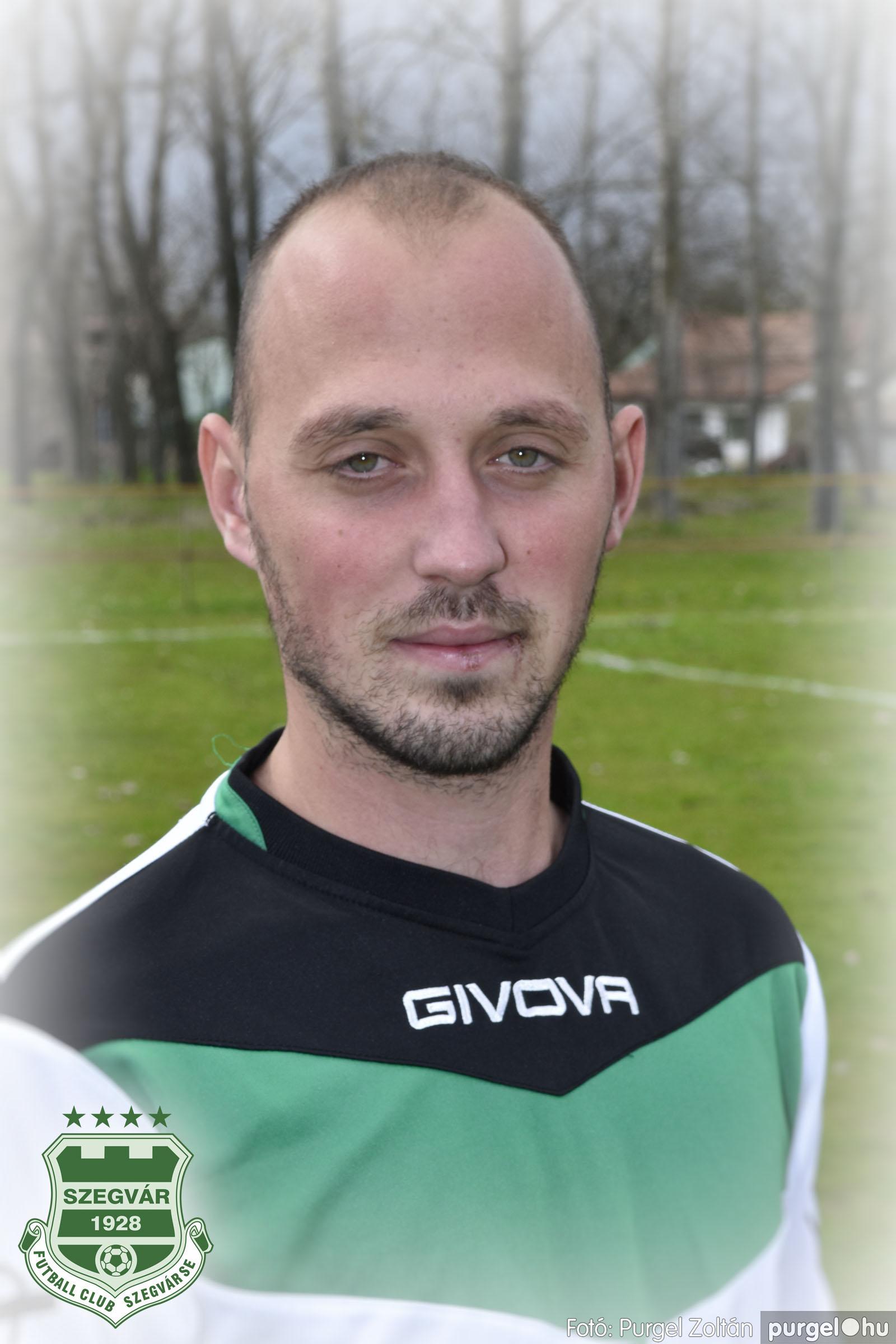 2021.04.03. 008 FC Szegvár portrék – Bihari Tamás – Fotó:P